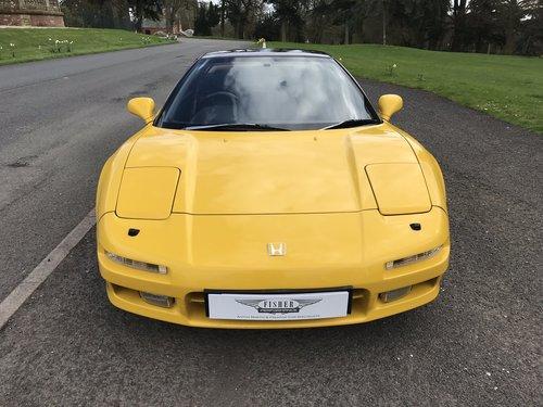 1995 HONDA NSX UK CAR **RHD** Manual Original Three Owners   SOLD (picture 2 of 6)