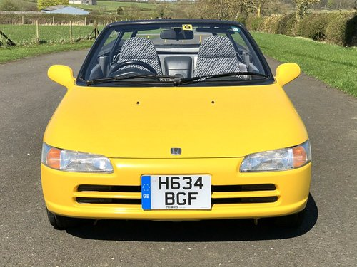 1991 Honda Beat Convertible 660cc SOLD (picture 2 of 6)