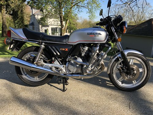 1980 CBX1000Z Uk bike lovely condition SOLD (picture 1 of 6)