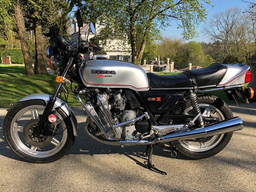 1980 CBX1000Z Uk bike lovely condition SOLD (picture 2 of 6)