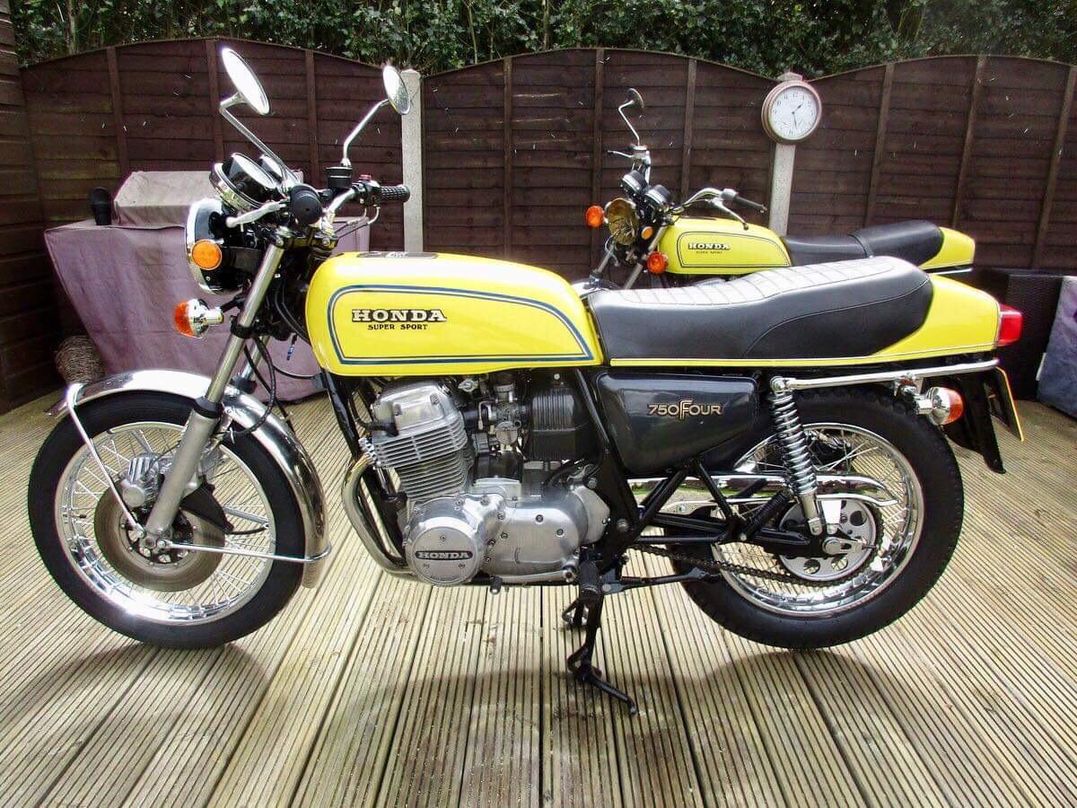 Honda CB750F1