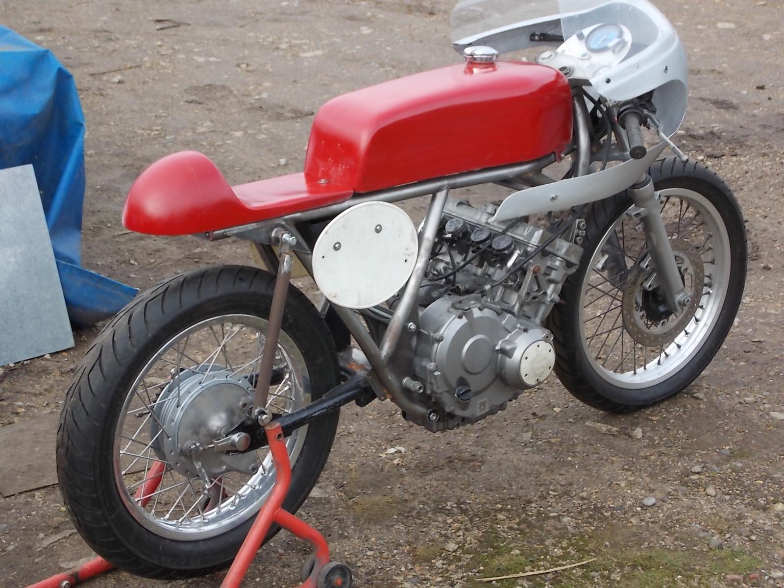 Honda RC replica