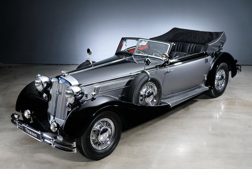 1937 Horch 853 Sportcabriolet For Sale (picture 1 of 6)