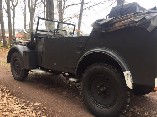 1943 Horch Typ 40, Horch, Typ 40, ww2 , Horch For Sale (picture 4 of 6)