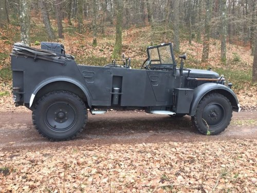 1943 Horch Typ 40, Horch, Typ 40, ww2 , Horch For Sale (picture 5 of 6)