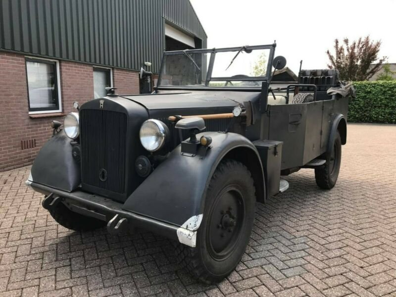 1943 Horch Typ 40, Horch, Typ 40, ww2 , Horch For Sale (picture 1 of 6)