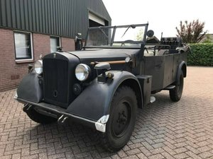 1943 Horch Typ 40, Horch, Typ 40, ww2 , Horch For Sale