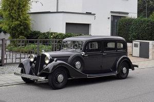 1937 Horch 830 BL Pullmann