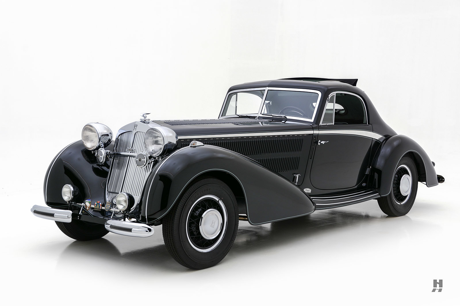 1937 HORCH 853 COUPE For Sale (picture 1 of 6)