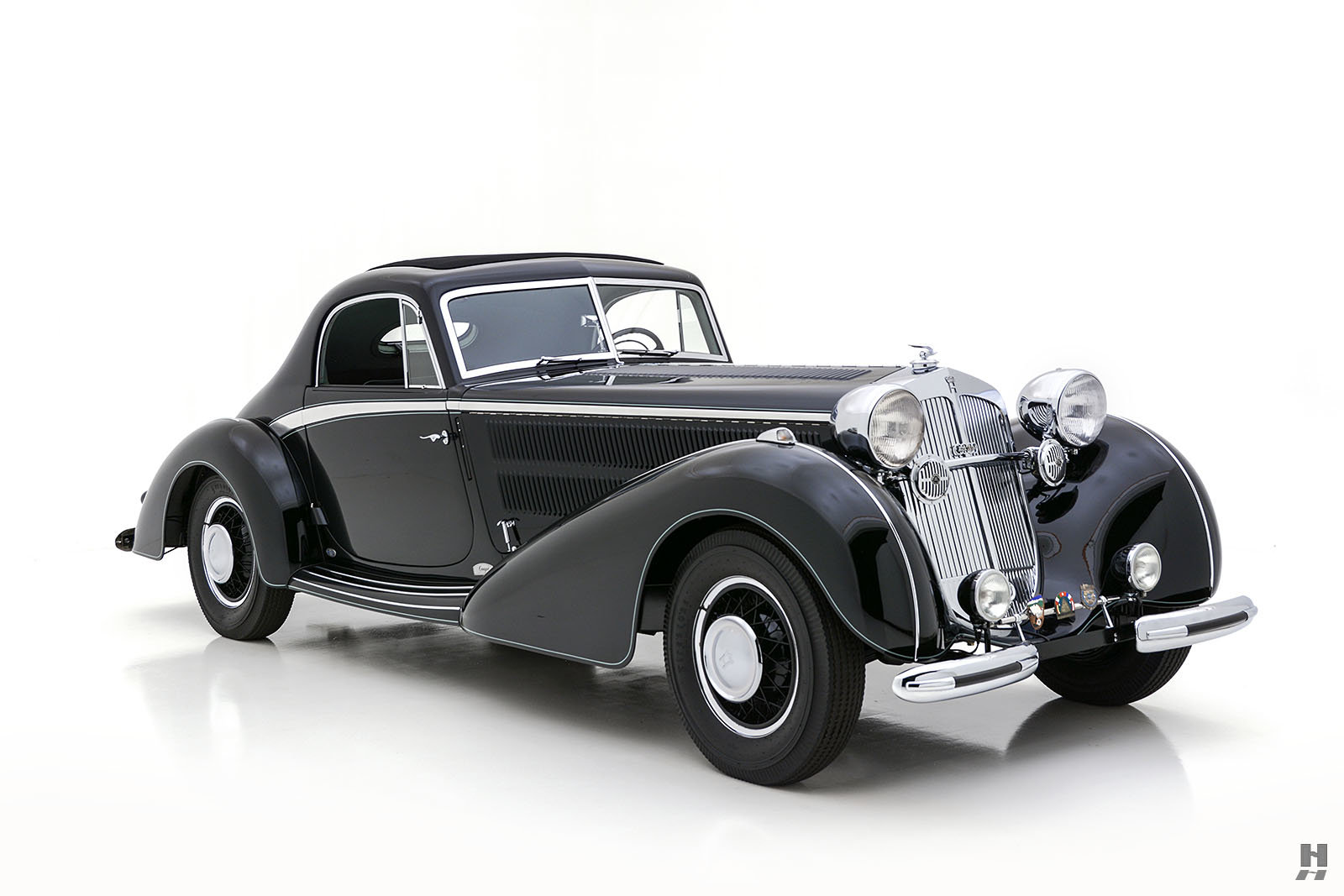 1937 HORCH 853 COUPE For Sale (picture 2 of 6)