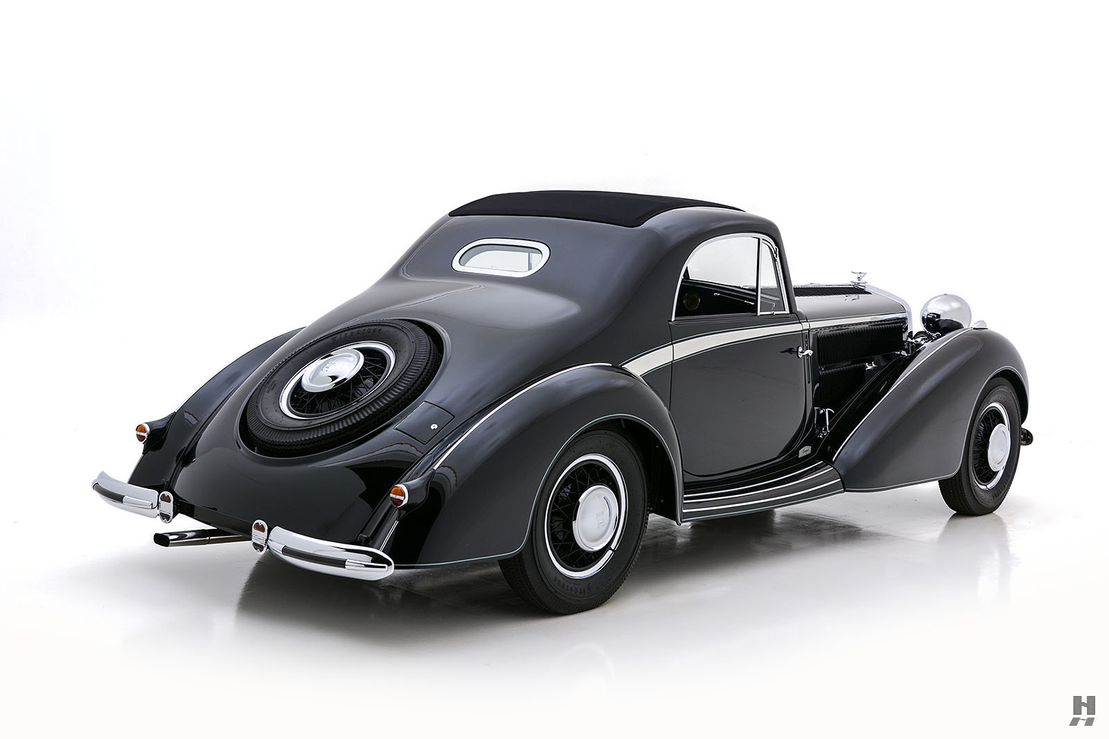 1937 HORCH 853 COUPE For Sale (picture 5 of 6)