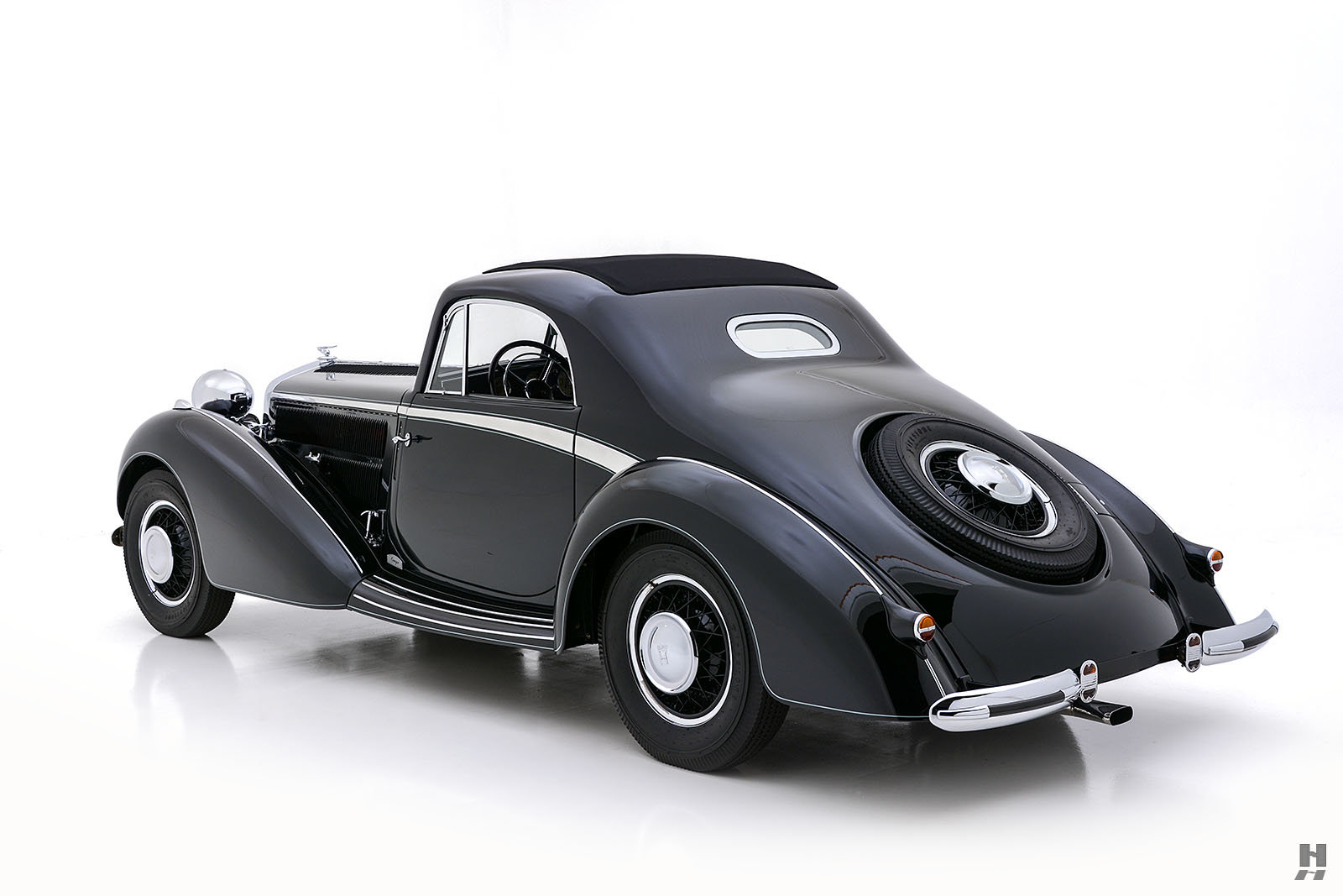 1937 HORCH 853 COUPE For Sale (picture 6 of 6)