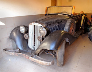 Horch 830 BK Sport Cabriolet