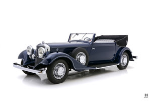 1954 1934 HORCH 780 B SPORT CABRIOLET CABRIOLET For Sale