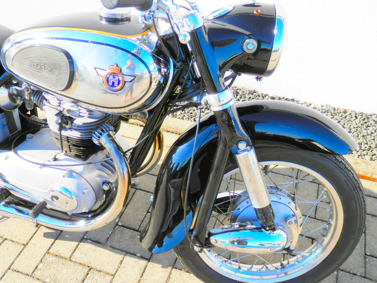 1955 Horex Imperator 400 best of german engineering For Sale (picture 3 of 6)
