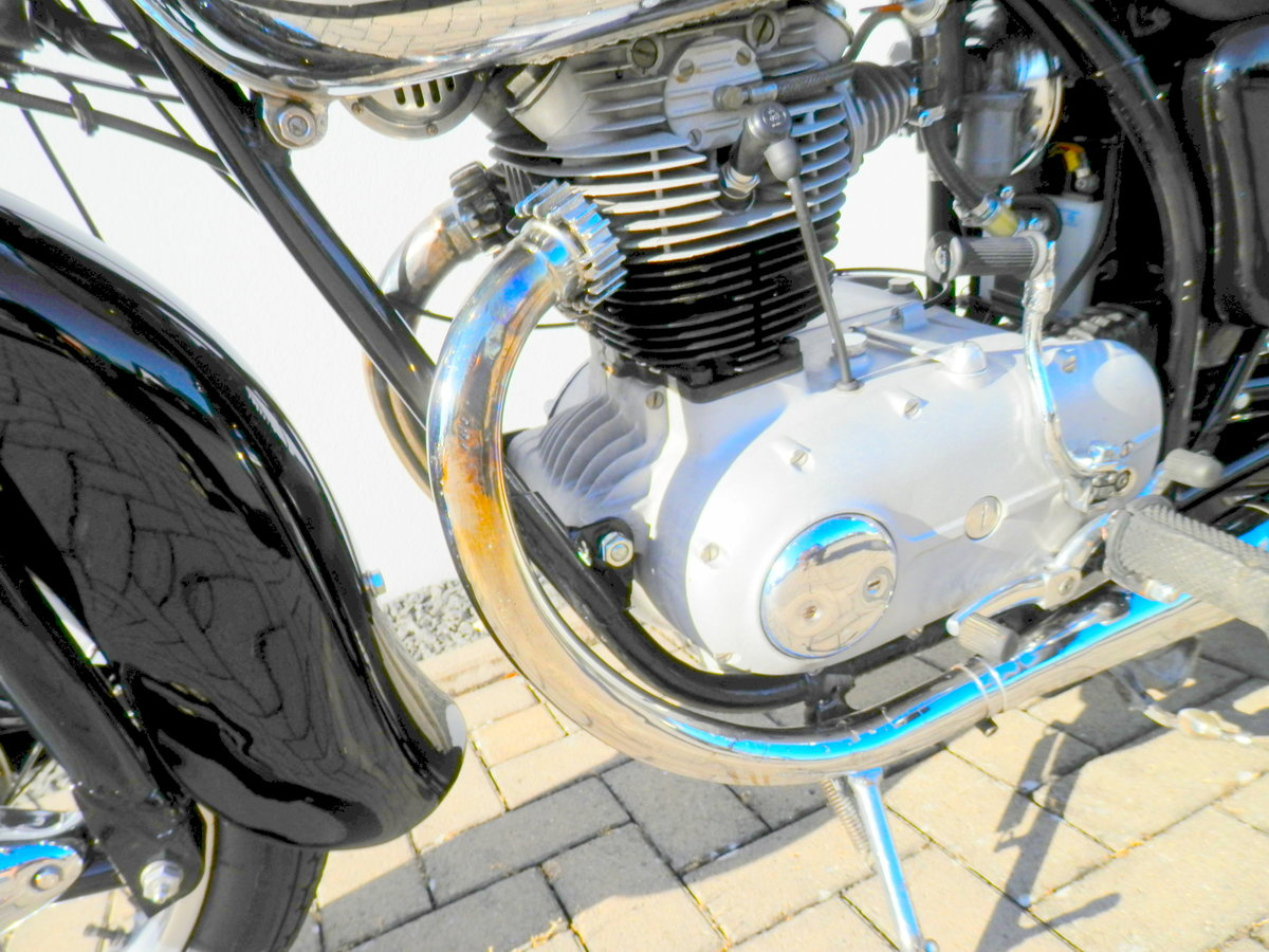 1955 Horex Imperator 400 best of german engineering For Sale (picture 4 of 6)