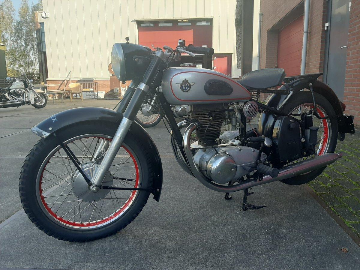 Horex Regina 350 1951 For Sale (picture 6 of 6)