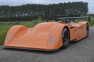 Stunning rebuild this Jade sports Prototype