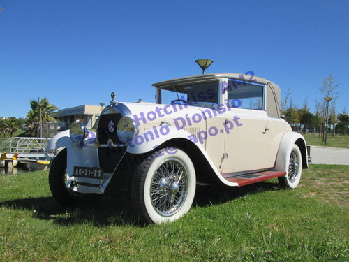 1930 - Hotchkiss AM2 For Sale (picture 1 of 6)