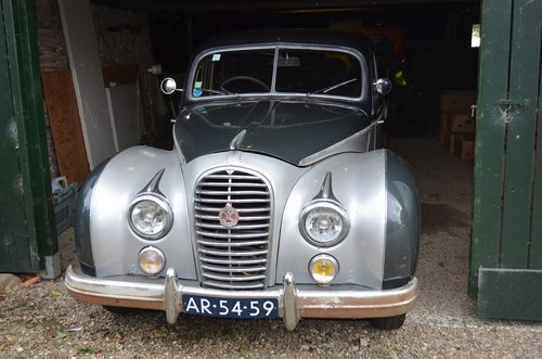 1951 Hotchkiss Anjou Chapron For Sale (picture 1 of 6)