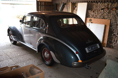 1951 Hotchkiss Anjou Chapron For Sale (picture 5 of 6)