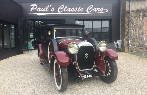 1926 Hotchkiss AM2 For Sale (picture 1 of 6)