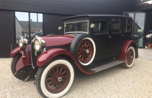 1926 Hotchkiss AM2 For Sale (picture 2 of 6)