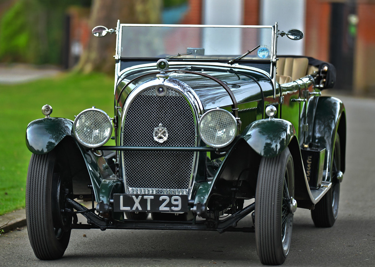 1931 Hotchkiss AM80 Grand Tourer by Gurney Nutting For Sale (picture 1 of 6)