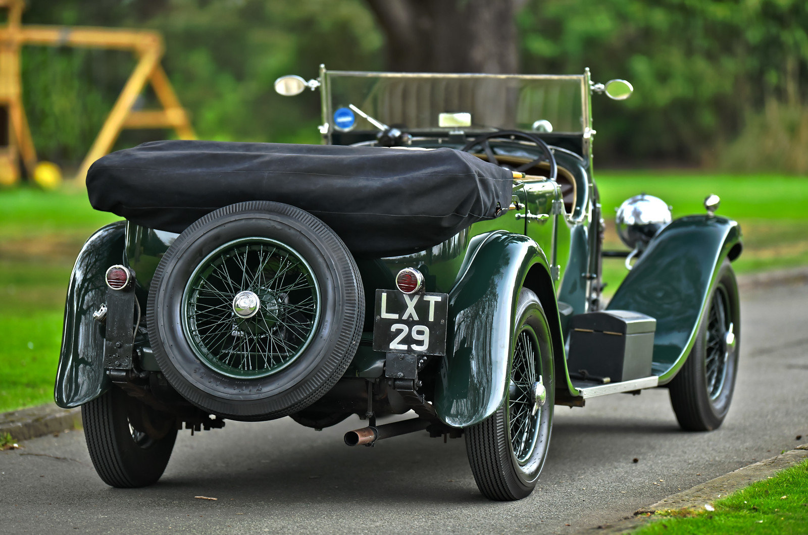 1931 Hotchkiss AM80 Grand Tourer by Gurney Nutting For Sale (picture 3 of 6)