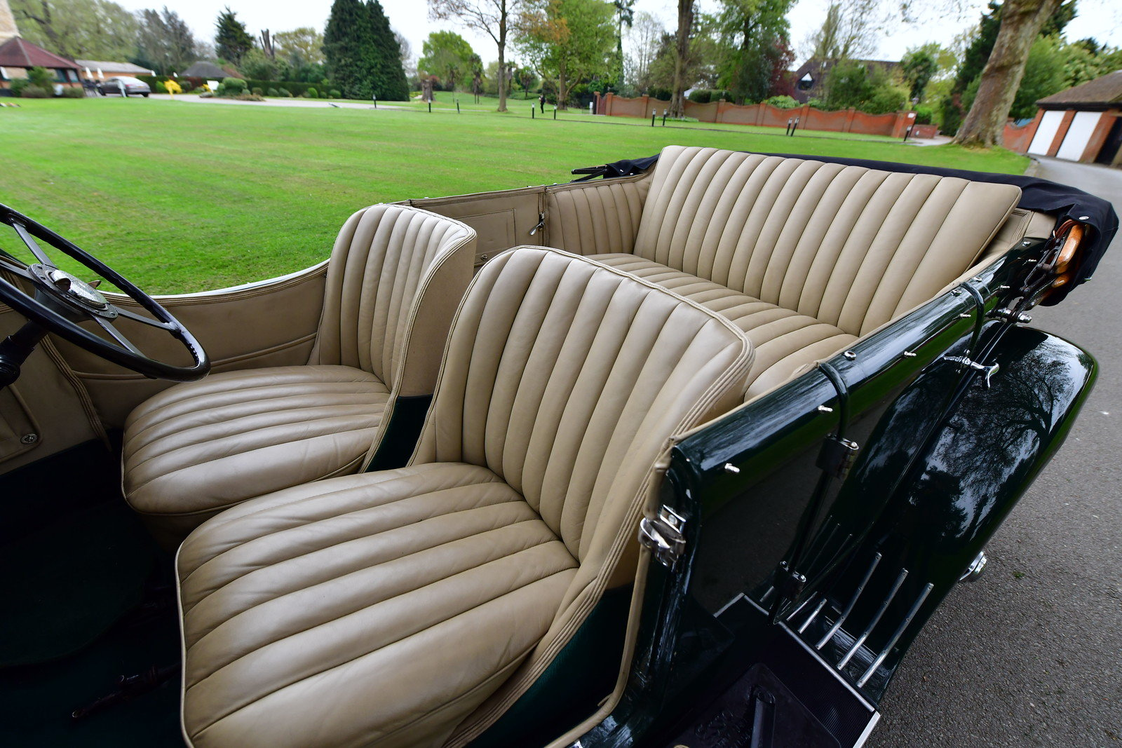 1931 Hotchkiss AM80 Grand Tourer by Gurney Nutting For Sale (picture 5 of 6)