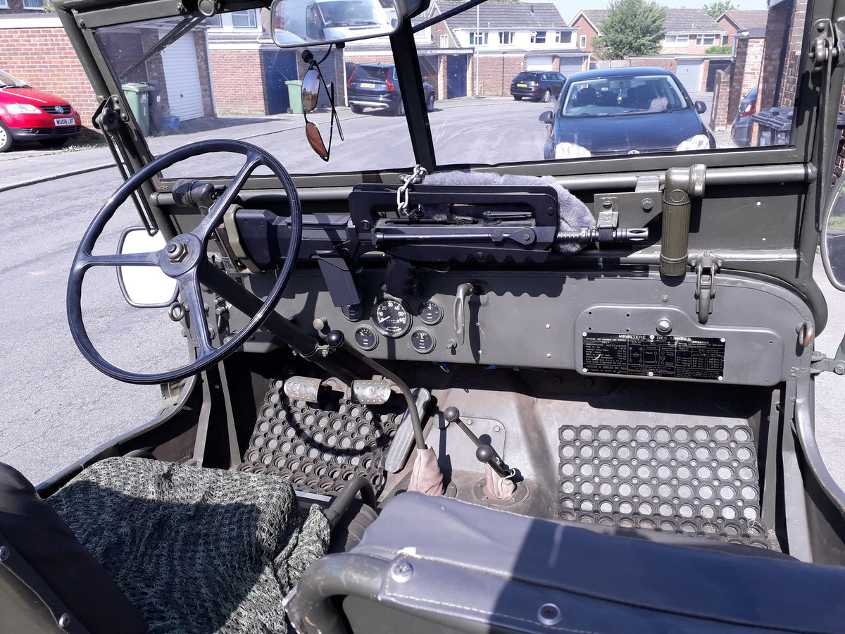 1962 willys hotchkiss jeep For Sale (picture 2 of 6)