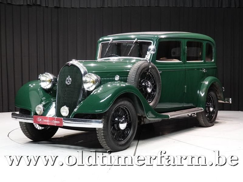 1935 Hotchkiss 413 Vichy Limousine '35 For Sale (picture 1 of 6)