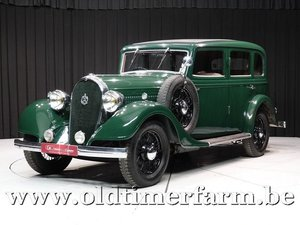 Picture of 1935 Hotchkiss 413 Vichy Limousine '35 For Sale