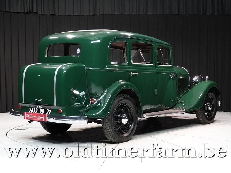 1935 Hotchkiss 413 Vichy Limousine '35 For Sale (picture 2 of 6)