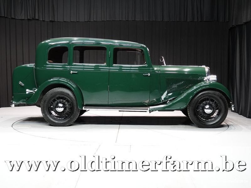 1935 Hotchkiss 413 Vichy Limousine '35 For Sale (picture 3 of 6)