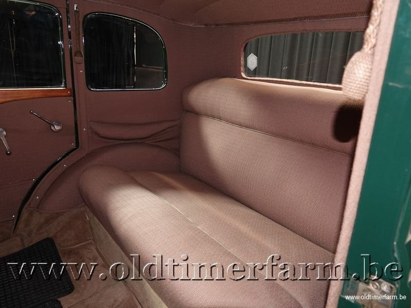 1935 Hotchkiss 413 Vichy Limousine '35 For Sale (picture 4 of 6)
