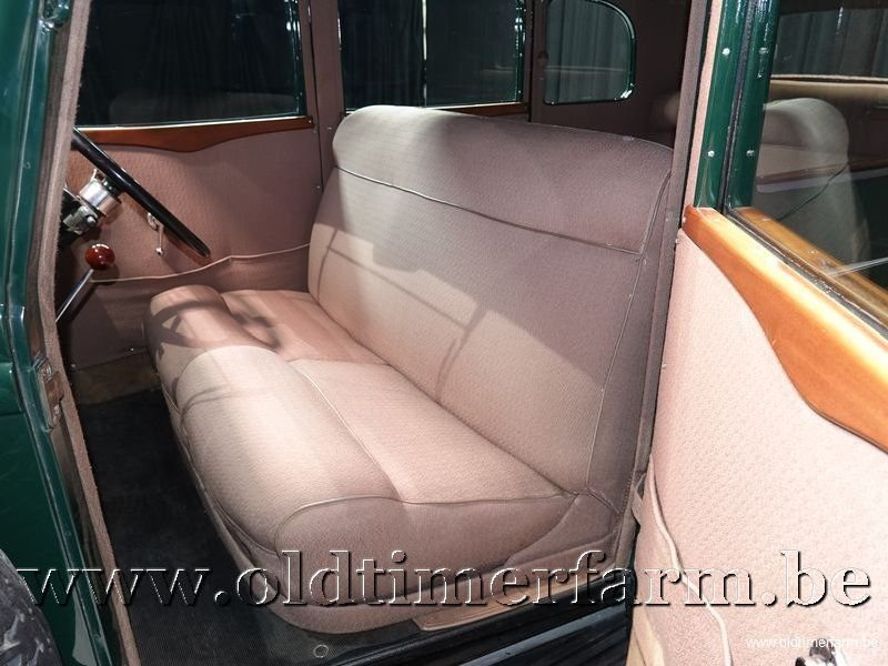 1935 Hotchkiss 413 Vichy Limousine '35 For Sale (picture 5 of 6)