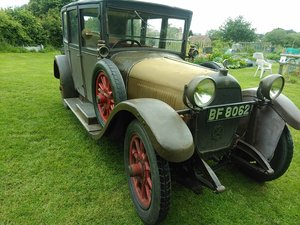 Hotchkiss AM 1924 Weymann body For Sale