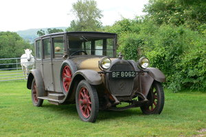1924 Hotchkiss AM Limousine by Weymann For Sale by Auction