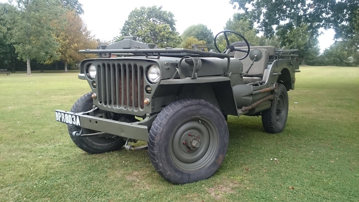 1965 Hotchkiss Jeep M201  For Sale (picture 1 of 6)