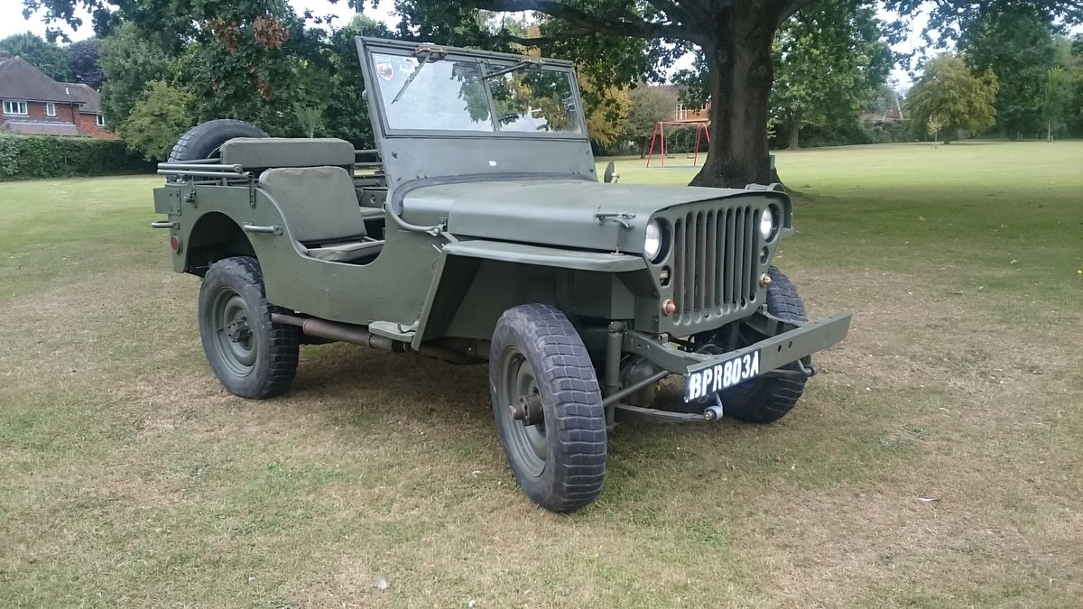 1965 Hotchkiss Jeep M201  For Sale (picture 2 of 6)