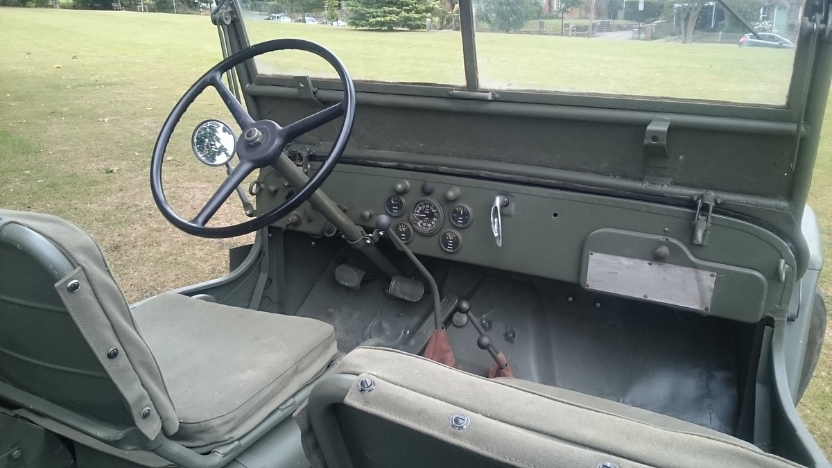 1965 Hotchkiss Jeep M201  For Sale (picture 4 of 6)