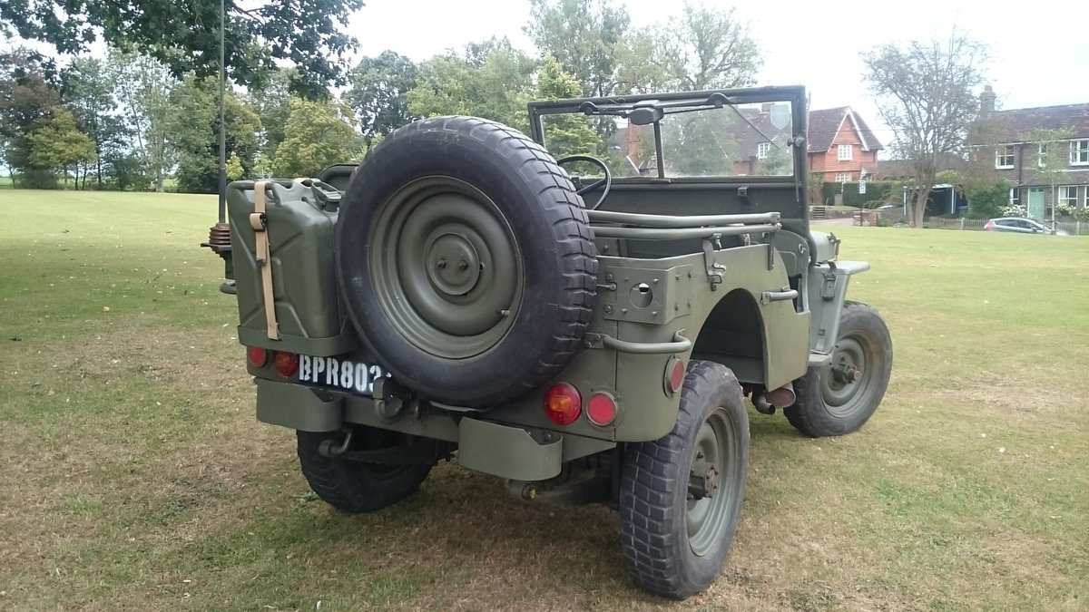 1965 Hotchkiss Jeep M201  For Sale (picture 5 of 6)