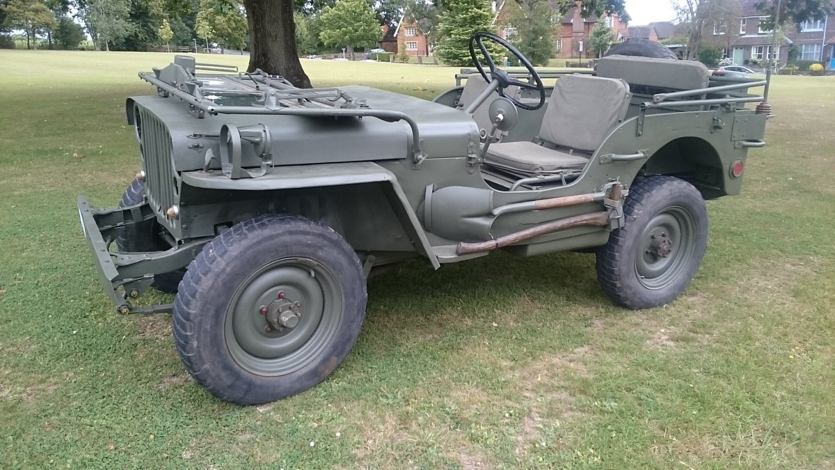 1965 Hotchkiss Jeep M201  For Sale (picture 6 of 6)
