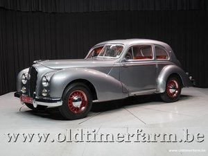 1951 Hotchkiss 20/50 Coach Grand Sport '51