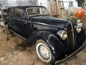 1939 Hotchkiss 686 good condition to restore RHD