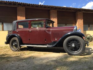 1931 9131 HOTCHKISS AM 80 LONGCHAMP  SOLD by Auction