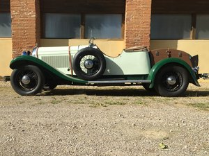 1932 HOTCHKISS AM 80 SPÉCIAL MONTE CARLO SOLD by Auction