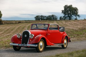 1935 Hotchkiss 617 Biarritz - No reserve