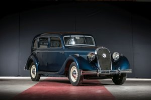 1936 Hotchkiss 486 Vichy - No reserve
